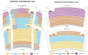 Robinson Center Seating Chart Related Keywords Suggestions