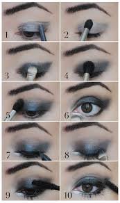 punk makeup tutorial emo