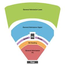 Providence Medical Center Amphitheater Tickets Seating