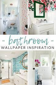 Pick - Bathroom Wallpaper Ideas ...