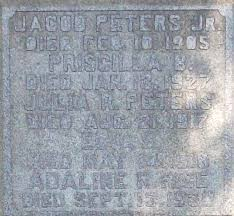 Priscilla Brooks Wilkins Peters (1842-1927) - Find A Grave Memorial