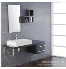 bathroom box sanitary ware z  bathroom cabinet bathroom cabinet washstand mirror side cabinet