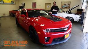 2012 Chevrolet Camaro ZL-1 for sale with test drive, driving ...