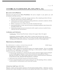 Practice Nurse Sample Resume Ideas Of Nurse Practitioner Resume Examples For Family Practice 8