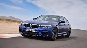 LEAKED: The All-New 2018 BMW M5