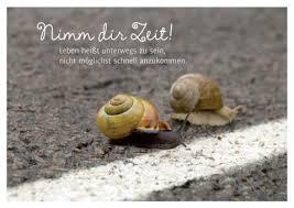 Poetische Postkarte Nimm Dir Zeit Sprüche Postkarten