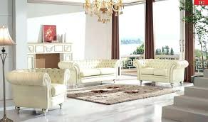 ivory leather couch sectional with chaise cream60