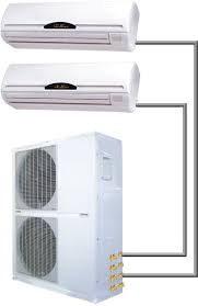 split unit ac heat. Delighful Heat Dual Zone Mini Split Air Conditioner To Unit Ac Heat A