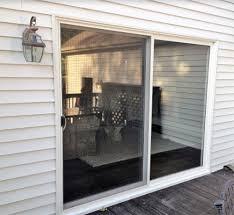 glass sliding door installation norfolk va