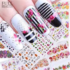 Купить Оптом Full Beauty Mixed Flower DIY <b>Cute</b> Fashion Sticker ...