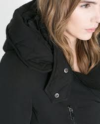 women hooded cotton padded winter coat winter jacket