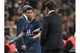 Pochettino nach Messi-Auswechslung: Ich muss entscheiden