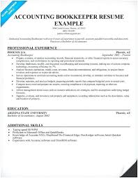 Sample Resume Bookkeeper Best Resume Template Whizzme Adorable Bookkeeper Resume