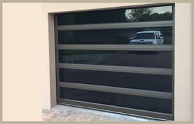 frame glass garage s10 silver