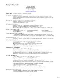 Firefighter Resume Objective Oneswordnet