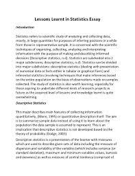 writing tips to statistics essays music education statistics