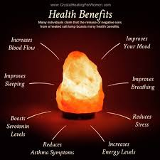 Himalayan Salt Lamp Benefits Research Fascinating The Benefits Of Pink Himalayan Salt Higher Living Network