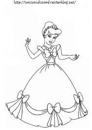 Dessin De Coloriage Princesse Imprimer Cp22482