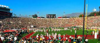Rose Bowl Seating Chart Ucla Football The Rose Bowl Seating Chart Map Seatgeek