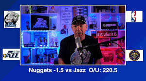 Denver Nuggets vs Utah Jazz 1/31/21 Free NBA Pick and Prediction NBA  Betting Tips - YouTube