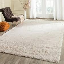 white fuzzy carpet. home decorators collection faux sheepskin white 5 ft. x 8 area rug-5248230410 - the depot fuzzy carpet a