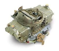 600 Cfm Double Pumper Carburetor