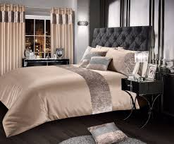 natural beige stylish crushed velvet duvet cover luxury beautiful bedding 11465 p jpg