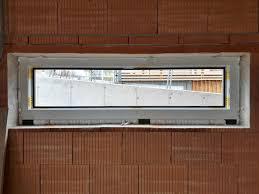 Fenstermontage Dicke Der Schaumfuge Fensterforum Auf
