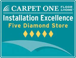 carpet one. carpet one floor\u0026home installation excellence 5 diamond store a