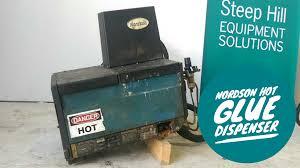 nordson hot glue dispenser