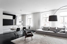 Monochrome Living Room Decorating Contemporary Curtains For Living Room Kaisoca Com Decoration