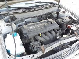 Toyota Corolla (EB/ZZ/WZ/CD) 1.6 16V VVT-i (salvage, year of ...
