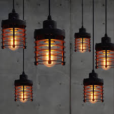 Eetkamer Lamp Industrieel Hanglamp Industrieel Met Fittingen Van