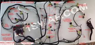 2010 camaro wiring harness 2010 wiring diagrams 2010 to 2011 camaro ls3 l99 6 2l information