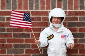 diy astronaut costume with coming up we were racking our brain of what jack should be for my sweet jack has always been obsessed with
