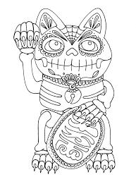 Wenchkin S Coloring Pages Dia De