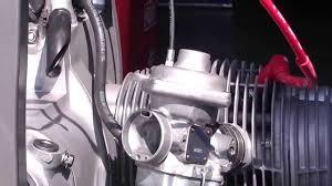 Testinstallatie BMW Boxer 2 valve - YouTube