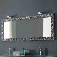 beautiful design ideas horizontal wall mirror new trends the latest decor with decorative mirrors image of