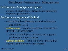 chapter human resource management hrm acirc copy prentice hall ppt 27 employee performance management