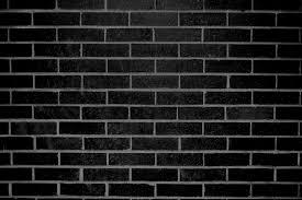 black stone wall texture. Black Brick Wall Texture Stone D