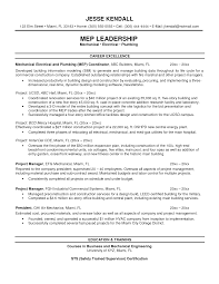 Extraordinary Project Planner Resume Samples About 100 Resume