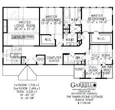 stone cottage plan timber stone cottage house plan floor plan