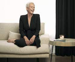 Jamie Lee Curtis Is Making Up for Lost Time