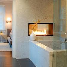 ST-550T See-Through Gas Fireplace from Heat & Glo