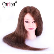 60 см Парикмахерская <b>голова для причесок</b>, манекен для кукол ...