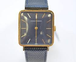 17 best ideas about mens watches for bob girard vintage watches for girard perregaux swiss made vintage blue dial mens watch