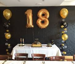best 25 18th birthday party ideas