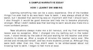 how to write a narrative essay in apa format docoments ojazlink narrative style essay our work