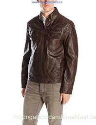 kenneth cole reaction mens faux leather moto jacket surmount us fashion district odgdb aghlrvx148