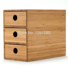 wooden desk organizers with drawers large wood desk organizer with drawer